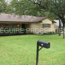 Rental info for Beautiful Landscaped 4 Bedroom Home in Bedford in the Fort Worth area