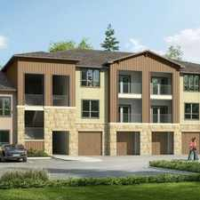 Rental info for Estraya at Falcon Pointe in the Pflugerville area
