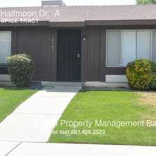Rental info for 2901 N. Halfmoon Dr. A in the Sagepointe area