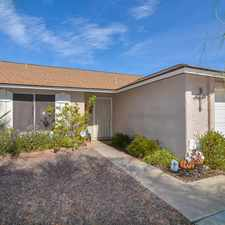 Rental info for THIS HOME IS ONE OF KIND AND CUTE AS CAN BE!! in the Phoenix area