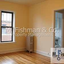 Rental info for 3302 West Schubert Avenue #2F in the Avondale area
