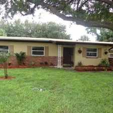 Rental info for Great 3/2 Family Home in the South Seminole Heights area