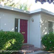 Rental info for 836 COMMONS DRIVE