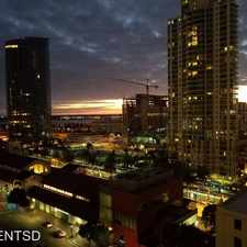 Rental info for 1240 India Street #1301 in the Core-Columbia area