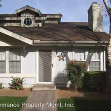 Rental info for 5455 N. Marty #192