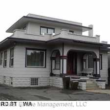 Rental info for 309 N. 3rd ST Upper level (A) in the 98902 area