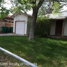 Rental info for 3315 Downey Avenue in the Reno area