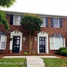 Rental info for 5403 Winters Way in the Greensboro area