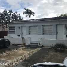 Rental info for 3553 SW 3rd Ave 3553