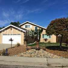 Rental info for Fairfield 4bed/2 bath spacious home just minutes from Travis AFB!