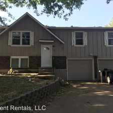 Rental info for 924 Westwind Circle in the 64081 area