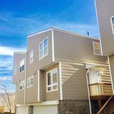 Rental info for 1219 6th St.