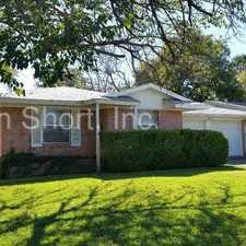 Rental info for Spacious 3 bedroom, 2 bath home in Irving! in the Nichols Park area