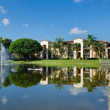 Rental info for Gatehouse at Pine Lake Apartments in the Pembroke Pines area