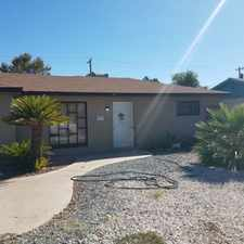 Rental info for Investor Special Low repairs Needed in the Phoenix area