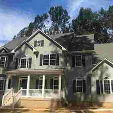 Rental info for 6700 Grays Mill Warrenton Five BR, ***BRAND NEW HOME on 5+ acres