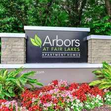 Rental info for The Arbors At Fair Lakes