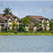 Rental info for Lakes Of Margate in the 33063 area