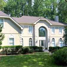Rental info for Five+ Bedroom In Anne Arundel County in the 21146 area