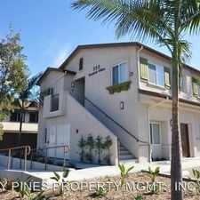 Rental info for 559 Moss St. Unit 6 in the Chula Vista area