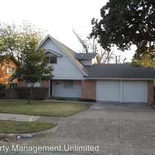 Rental info for 6211 Moonglow Dr