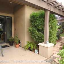 Rental info for 4617 Greenview Dr. in the 95762 area