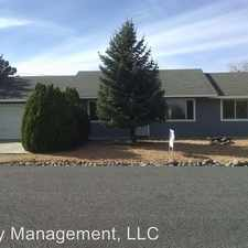Rental info for 3428 N. Tani Rd. in the Prescott Valley area