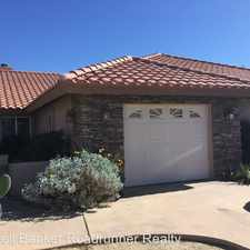 Rental info for 9155 Fortuna Ave. in the Yucca Valley area