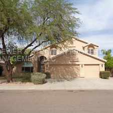 Rental info for 3640 E CEDARWOOD LN - 5BR 3BA 40th St/Chandler Blvd - BEAUTIFUL HOME WITH PRIVATE PEBBLE TECH POOL! REFRIGERATOR/WASHER/DRYER INCLUDED WITH APPROVED LEASE! LOTS OF AMENITIES! CALL TODAY! in the Lakewood area