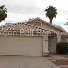 Rental info for Single Level, Fresh Paint, All Appliances in the Heritage District area