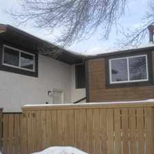 Rental info for 619 Willow Court - Townhouse in Callingwood - 3 Bedroom Townhouse Townhome for Rent in the Lymburn area
