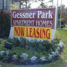 Rental info for Gessner Park in the Spring Branch West area