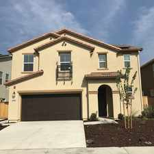Rental info for 4761 Sweeney Circle in the Granite Bay area