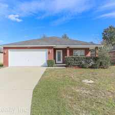 Rental info for 4848 Makenna Circle in the Pace area