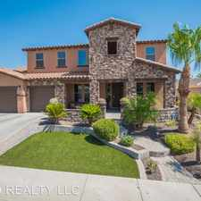 Rental info for 6617 W Desert Vista Trl