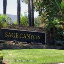 Rental info for 2500 San Gabriel Way #204