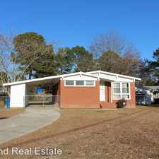 Rental info for 1707 Camelot Dr. in the Fayetteville area
