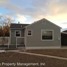 Rental info for 2816 7th Avenue North in the 59401 area