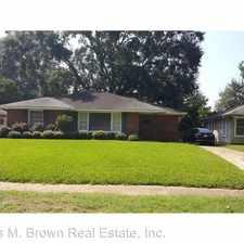 Rental info for 367 Gloria Ave. in the 71105 area