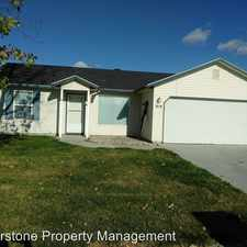 Rental info for 819 Settlers Dr in the Caldwell area