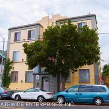 Rental info for 1839 W. 12th St. #208 in the Los Angeles area