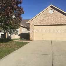 Rental info for 7138 Dewester Dr - Gorgeous Fenced in Ranch with a View in the Indianapolis area