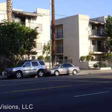 Rental info for 7635 Lankershim Blvd in the Los Angeles area