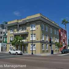 Rental info for 901/917-921 Tenth Avenue & 1020 E Street in the San Diego area