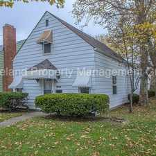 Rental info for Renovated West Side Home in the Puritas - Longmead area