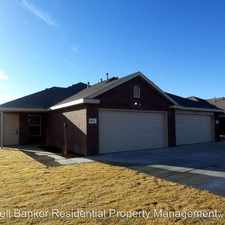 Rental info for 9806 Ave W in the North Overton area