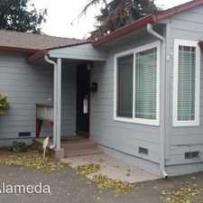 Rental info for 36715, 36717 & 36721 Cherry Street in the Fremont area