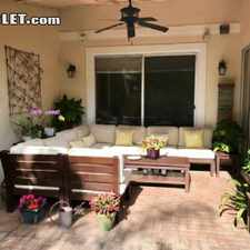 Rental info for $2600 3 bedroom Townhouse in Hollywood in the Hollywood area