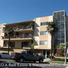 Rental info for 1625 E. Appleton, #1F in the Long Beach area