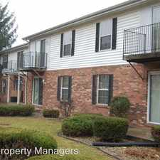 Rental info for 412 Crystal Valley Dr Apt 10